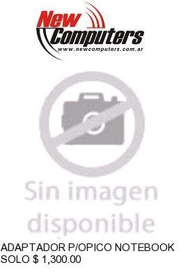 ADAPTADOR P/OPICO NOTEBOOK SSD CADY: