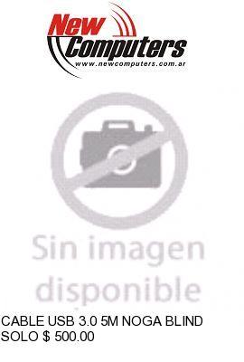 CABLE USB 3.0 5M NOGA BLINDADO: