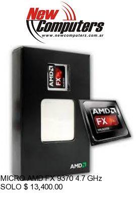 MICRO AMD FX 9370 4.7 GHz: