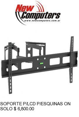 SOPORTE P/LCD P/ESQUINAS ONEBOX OB-M36E: