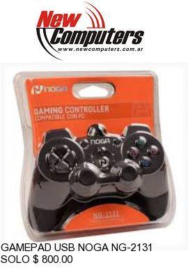 GAMEPAD USB NOGA NG-2131: