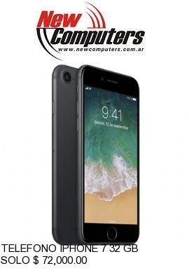 TELEFONO IPHONE 7 32 GB: